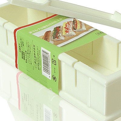 4 Formas Sushi Prensado Batera Comida Oriental Jp