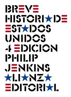 Breve Historia De Estados Unidos, Philip Jenkins, Alianza