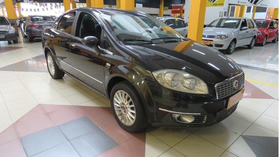 Fiat Linea Essence 1.9 Dualogic Ano 2008/2009 (8517)