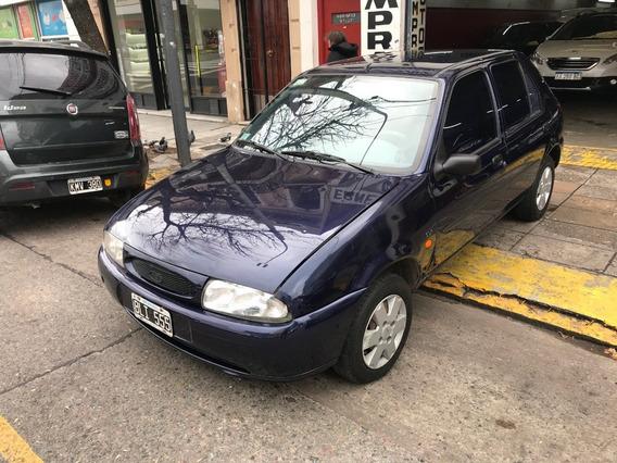 Ford Fiesta Clx 1.4 Año 1997 Nafta Full Financio Permuto