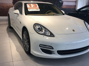 Porsche Panamera S 2013 Branca Gasolina