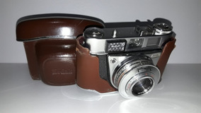Câmera Kodak Retinette Com Case