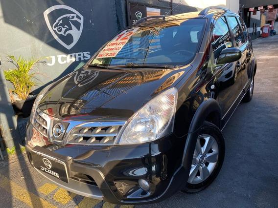 Nissan Livina Sl X-gear 1.8 Flex At