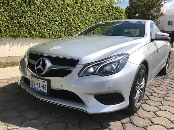 Mercedes Benz E250 Coupe Cgi 2014