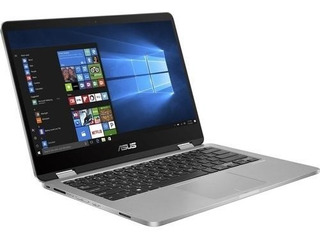 Asus - Vivobook Flip 14 Tp401na 2-in-1 14 Touch-screen Lapt