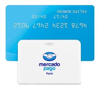 Mercadopago Point Lector Tarjetas Credito Debito Bluetooth