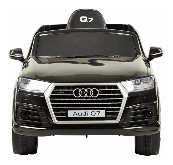 Auto A Bateria 12v Audi Q7 Control Remoto Y Radio Para Nenes