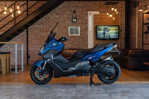 Bmw C 650 Sport 0km  Roshaus Bmw Motorrad Dealer Permutas