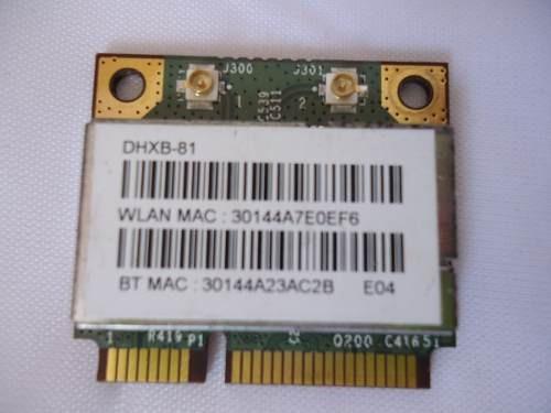 Mini Pci Wifi + Bluetooth Bcm94313hmgb Do Samsung Rv410 Nf-e