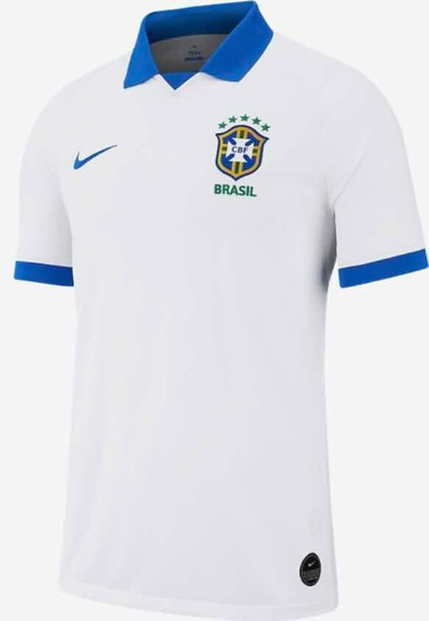 Camisa Nike Torcedor Seleção Brasil Iii 19/20