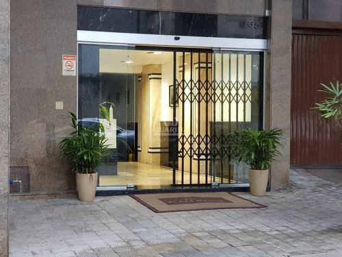 Imagem 1 de 8 de Conjunto/sala Comercial Para Aluguel, Centro - Porto Alegre/rs - 7634