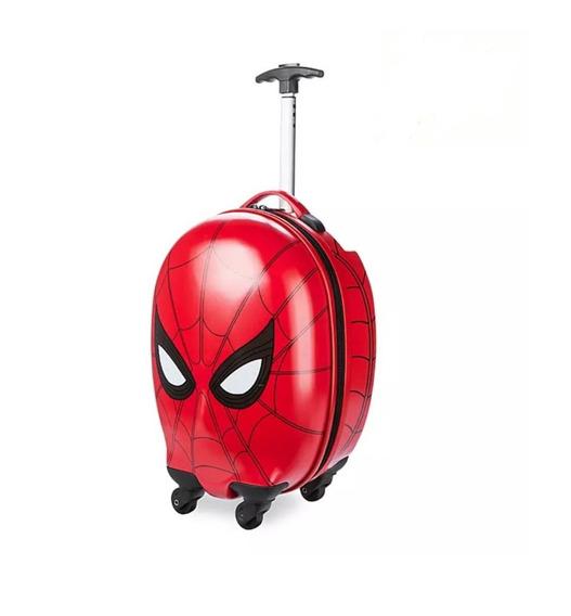 Maleta Para Niños Disney Spiderman Original Disney