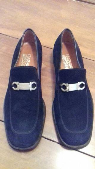 Sapato Salvarore Ferragamo Original 12b