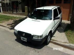 Fiat Uno Cargo Fire A/a, Da, ( 68cv ) 3 Puertas Gnc Año 2013
