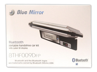 Bluetooth Manos Libre Auto Discador Por Voz
