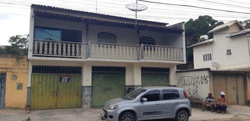 Imóvel Comercial Para Venda Em Ribeirão Das Neves, Dona Clara, 3 Dormitórios, 1 Suíte, 2 Banheiros, 2 Vagas - V142_1-1741909