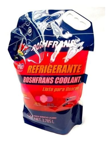 Refrigerante Roshfrans Coolant 50/50 Galón 50/50