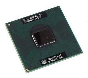 Processador Notebook Intel Core T3500 2.10ghz/1mb/800 Slgjv