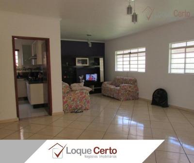 Casa Com 3 Dormitórios Para Alugar, - Vila Suíça - Indaiatuba/sp - Ca0310
