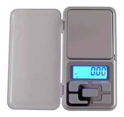 Balanza Digital De Precision 500g/0.1g Bolsillo Lcd Con Luz