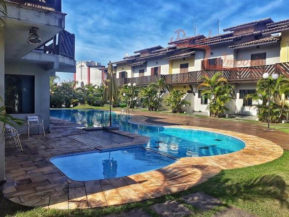 Casa Para Alugar No Bairro Indaiá Em Caraguatatuba/sp - 4150