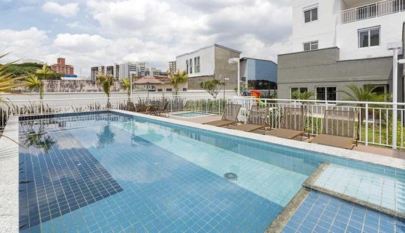 Apartamento Em Alto Da Boa Vista, São Paulo/sp De 58m² 2 Quartos À Venda Por R$ 589.000,00 - Ap237797