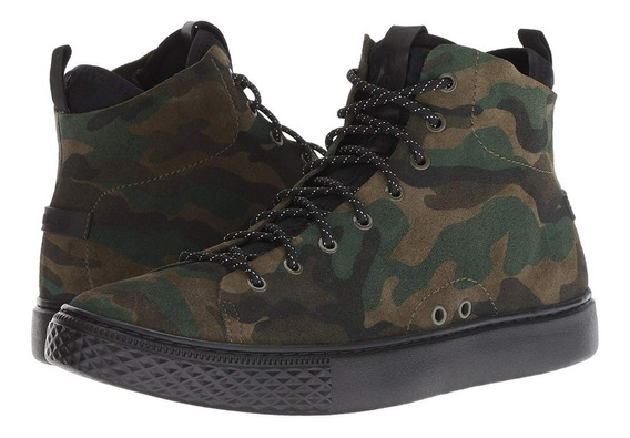 Exclusivos Tenis Dleaney Polo Ralph Lauren Camo 10mx 12us