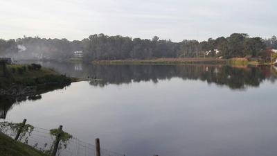 Frente Al Lago, Con Embarcadero, Parrillero Y Piscina