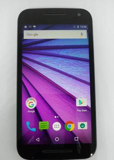 Motorola Moto G3ª Geração Xt1550 16gb Original Vitrine