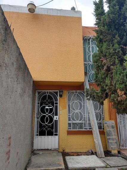 Venta Casa Ecatepec Heroes Vigilancia, En Cerrada
