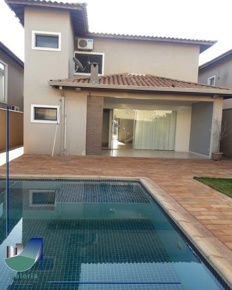 Casa Em Condomínio Em Ribeirão Preto Para Locação E Venda - Cc00523 - 34295275