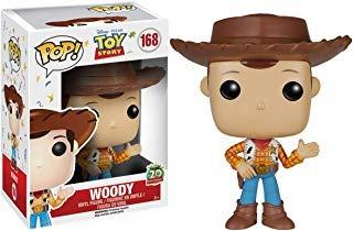 Funko Woody: Disney Pixar Toy Story X Pop! Figura De Vinilo