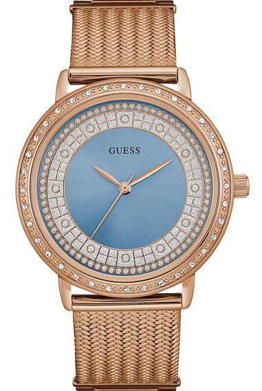 Relógio Guess 92288lpgdra6 L3/4 09/16 Aco Inox Feminino