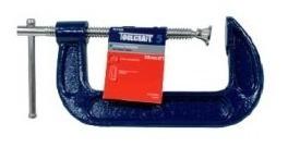 Prensa Tipo C Hierro Nodular Apertura 4 Toolcraft Tc1454