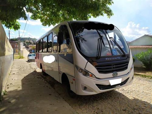 Mb Masca Granmicro Ônibus Ano 2013/14 Com 28 Lugares.