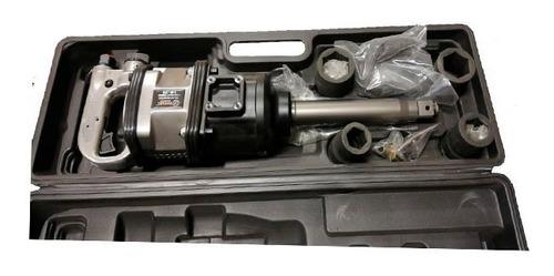 Pistola Llave De Impacto Profesional 1 2400nm Toyaki Lu-25