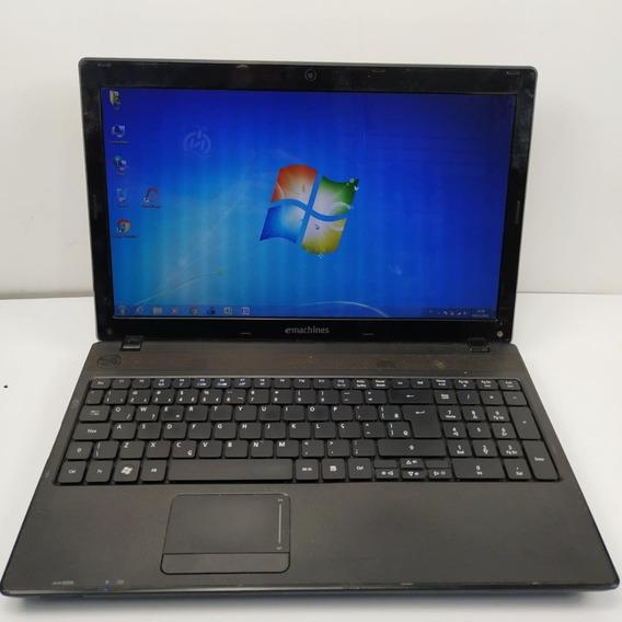Notebook Emachines Eme443-04523 Amd E-300 Apu (6384)