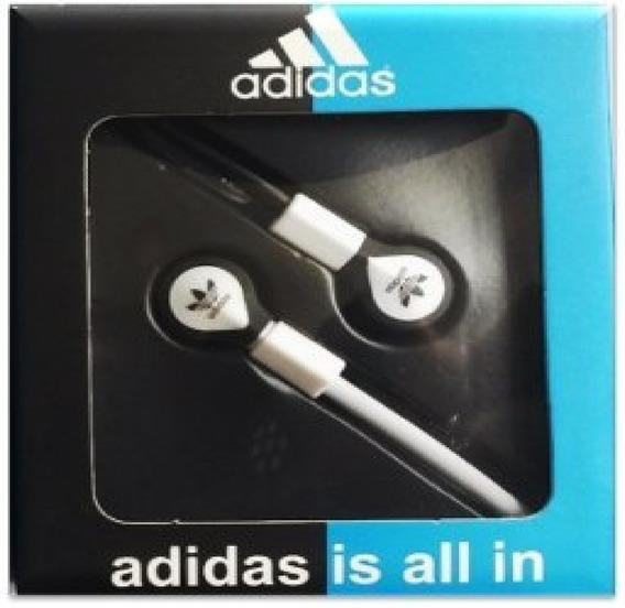 Audífonos adidas Ad-a Música Mp3 iPod Sonido Potent (3,5vds)