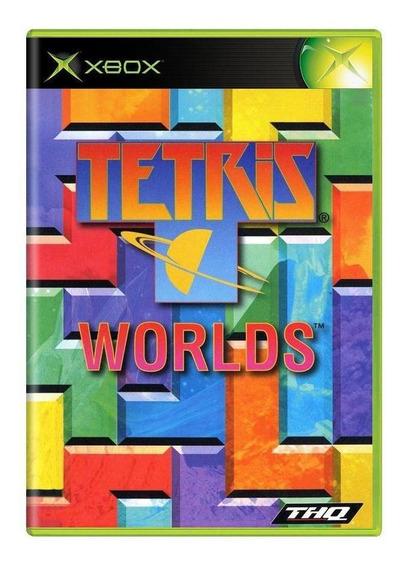 Tetris Worlds Xbox Mídia Física Pronta Entrega
