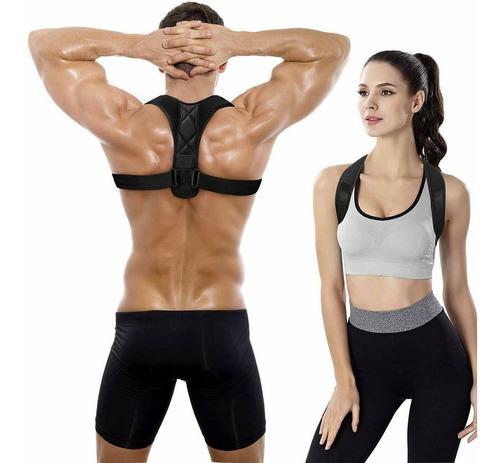 Faja Ortopédica Correctora De Postura Espalda Importada