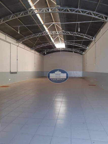 Barracão Para Alugar, 300 M² Por R$ 3.500/ano - Jardim Do Prado - Araçatuba/sp - Ba0063