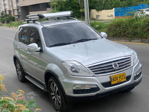 Ssangyong Rexton 2014 2.7 W 270 Xdi