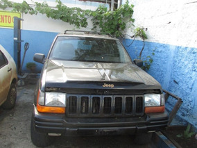 Jeep Grand Cherokee Limited 5.2 (sucata)