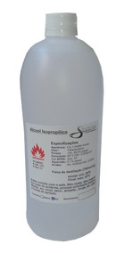 Alcool Isopropilico 1 Litro Cleaner Veja Frete No Link 1 Pc