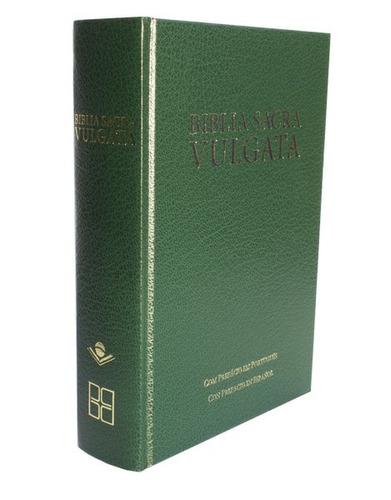Biblia Vulgata Latina 5a Edición Prefacio Español