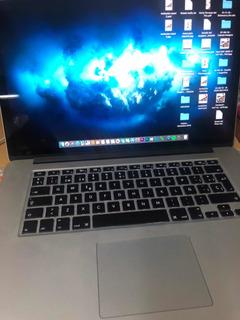 Macbook Pro Mid 2015 - 512ds - 16gb Ram - Como Nueva!