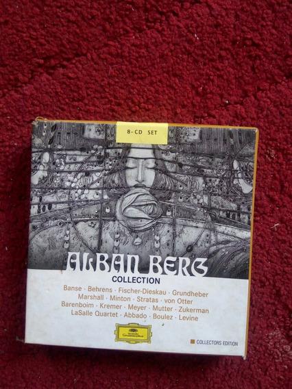 Alban Berg Box Set 8cds