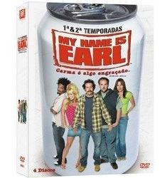 Coleção My Name Is Earl - 1ª E 2ª Temporadas (8 Dvds)