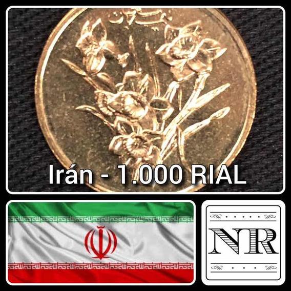 Iran - 1000 Rial - 1390 (2011) - Km #1286 - Half Of Sha