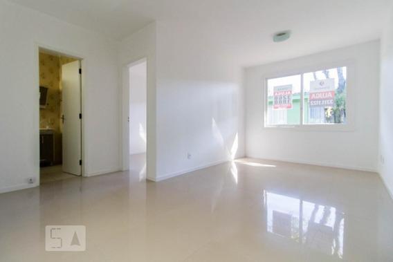 Apartamento No 2º Andar Com 1 Dormitório - Id: 892943721 - 243721
